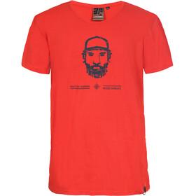 Icepeak Leif T-Shirt Herren klassisch rot